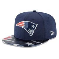 New Era 2017 Draft 9Fifty Snap Cap-Navy