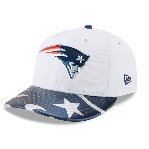 New Era 2017 Draft 59Fifty Fitted Cap-White/Navy