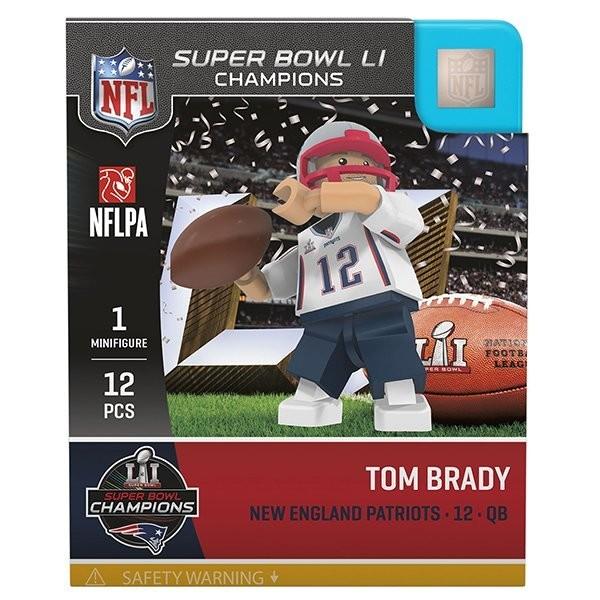 Super Bowl LI Champions Tom Brady Oyo Figure - Patriots ProShop 123383b0d7b3