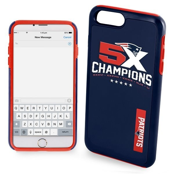 5X Champs Dual Hybrid iPhone 7 Cover