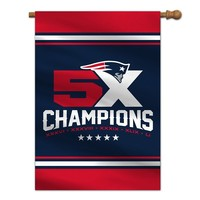 5X Champs House Flag