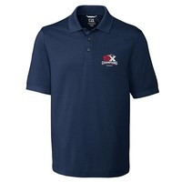 5X Champs Cutter & Buck Advantage Polo-Navy