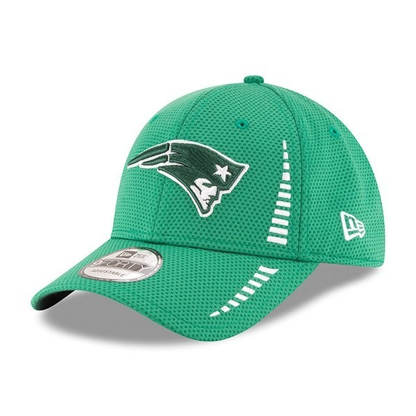 New Era 9Forty Darts Cap-Green - Patriots ProShop 9db03e11e7c2