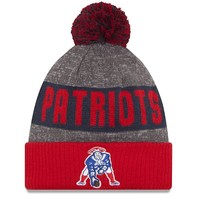 New Era Classic On Field Throwback Knit-Red/Navy