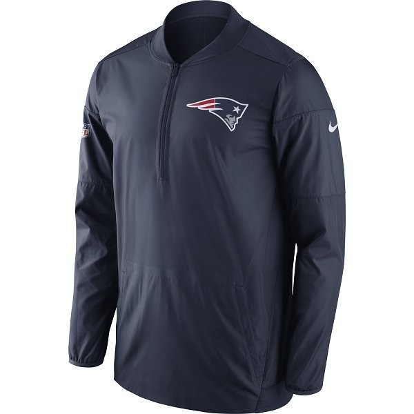 check out bb473 654d0 Nike Lock Down Sideline Jacket-Navy - Patriots ProShop