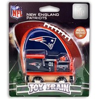 Patriots Toy Train
