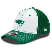 New Era Neo 39Thirty Flex Cap-Green White 0d342c37e930