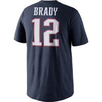 Nike Brady Name and Number Tee