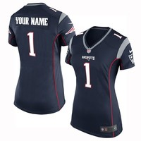 d0f94f5e4 Jerseys - Custom - Patriots ProShop