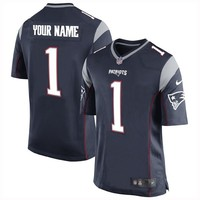 Youth Nike Customized Game Jerseys