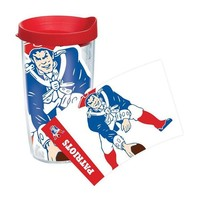 Patriots Tervis Throwback Colossal 16oz Tumbler