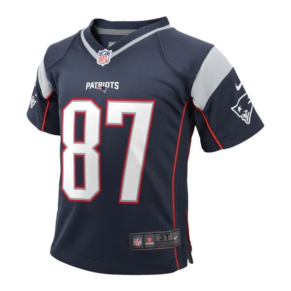 newest 8cd74 26690 Toddler Nike Rob Gronkowski Jersey-Navy - Patriots ProShop
