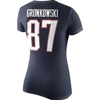 Nike Ladies Gronkowski Name and Number Tee
