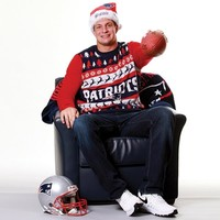 promo code da0c2 9d42f Patriots One Too Many Ugly Sweater - Patriots ProShop