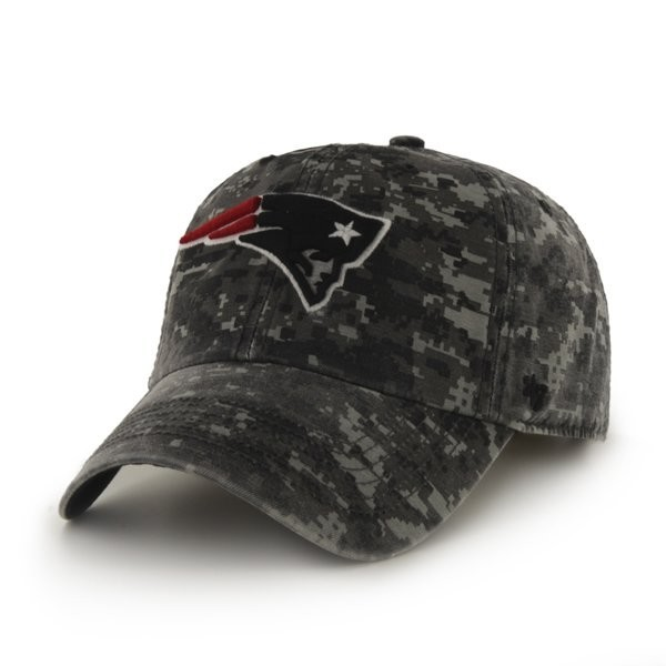 '47 Stronghold Clean Up Cap-Camo