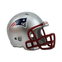 Patriots Single Pocket Pro Helmet