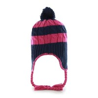Ladies '47 Pink Sherpette Knit