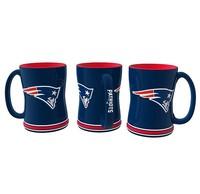Patriots 15oz Sculpted Relief Mug