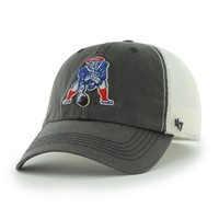 Throwback '47 Caprock Canyon Flex Cap-Charcoal