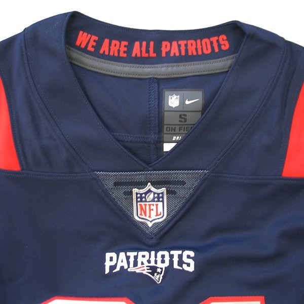 pats color rush jerseys
