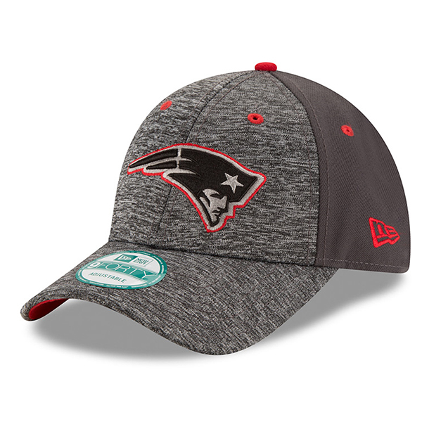 New Era The League 9Forty Cap-Gray - Patriots ProShop 3a7b38f689b7