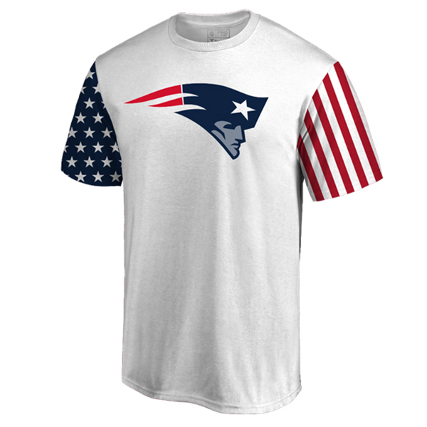 Fanatics Stars and Stripes Tee - Patriots ProShop 10ac11529f20