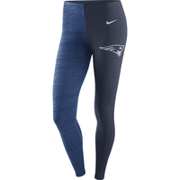 Ladies Nike Leg-A-See Tights-Navy