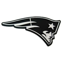 Patriots Premium Chrome Emblem