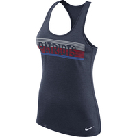 Ladies Nike 2017 Dri Fit Tank-Navy