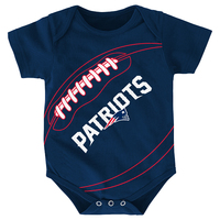 Infant Fan-atic Creeper-Navy