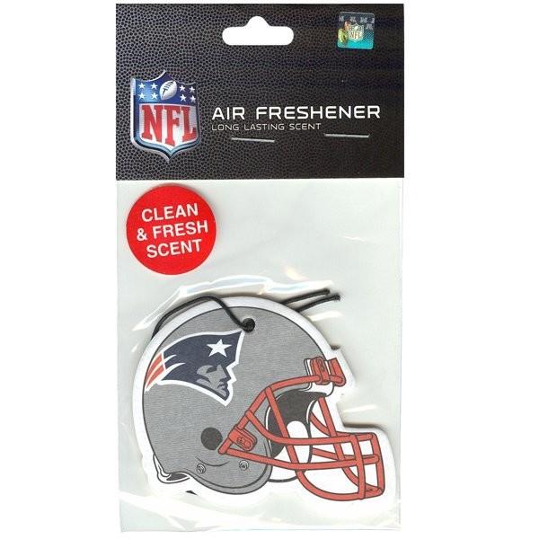 Patriots helmet air freshener