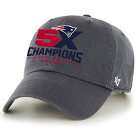 '47 5X Champs Slouch Cap-Charcoal