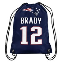 Brady #12 Name & Number Drawstring Pack