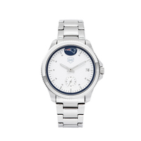 Jack Mason Ladies Silver Sport Watch