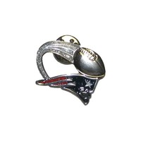 Patriots Glitter Trail Pin