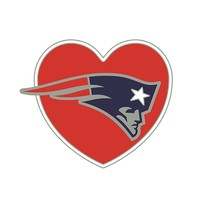 Patriots Heart Pin