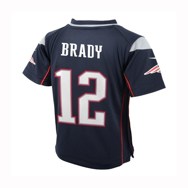 tom brady away game jersey