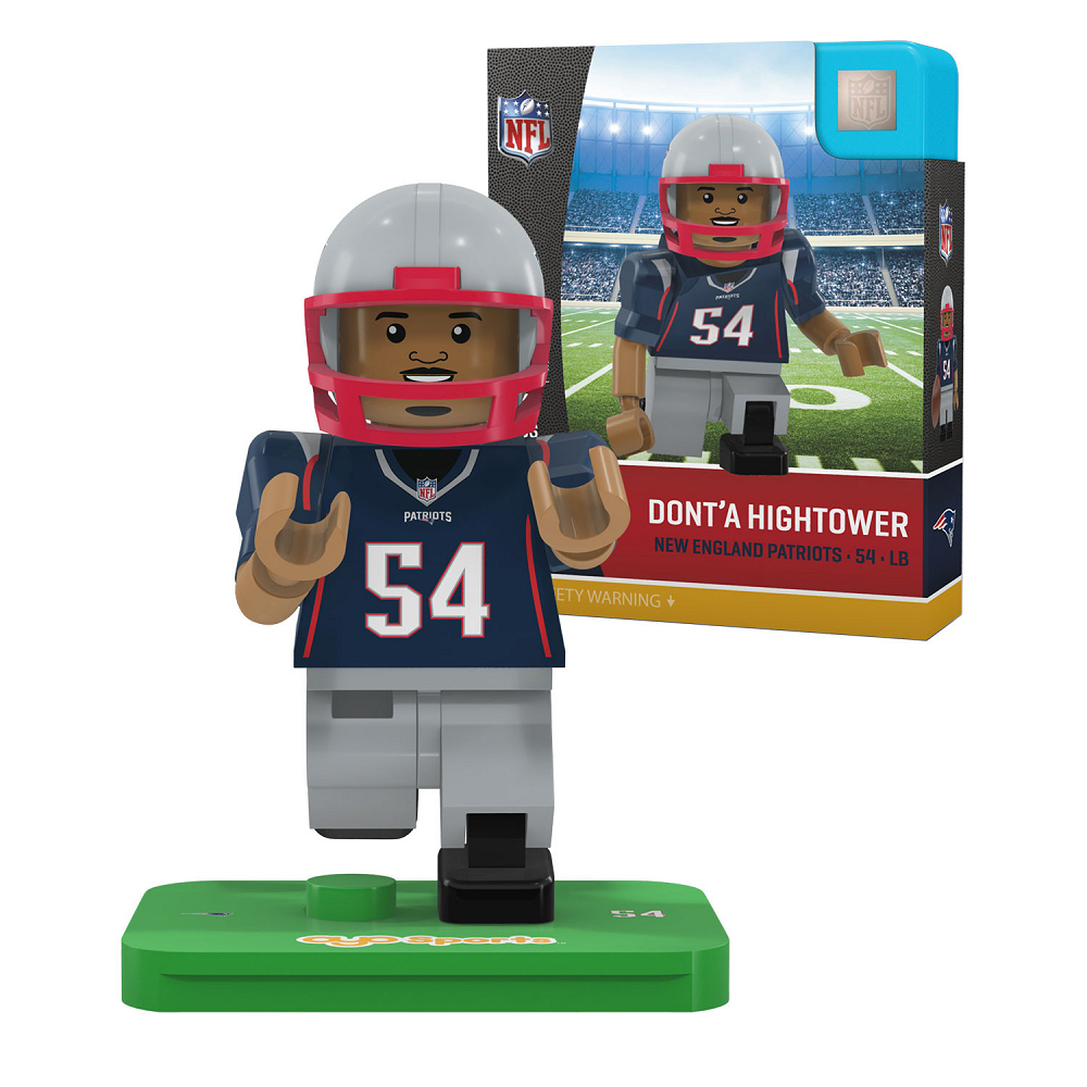 Hightower Oyo Patriots Figure