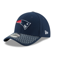 New Era 2017 On Field 39Thirty Cap-Navy