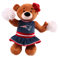 Patriots Cheerleader Bear