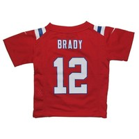 youth tom brady jersey red