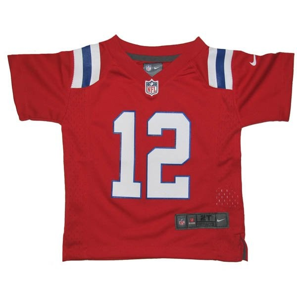 tom brady white throwback jersey