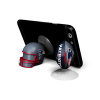 Suckerz Helmet and Ball Phone Stand