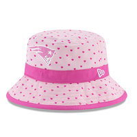 Toddler Bow Bucket-Pink