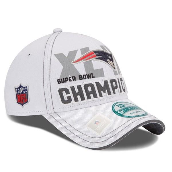 7007ee6d763 Super Bowl XLIX Champions Lockerroom Cap by New Era - Patriots ProShop