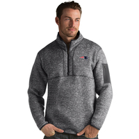 ANT FE Fortune 1/4 Zip-charc