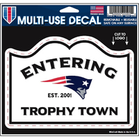 Trophy Town Multi Use Decal
