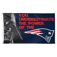Patriots/Star Wars Darth Vader Flag