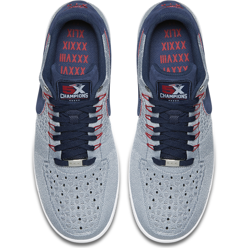 nike air force new england patriots