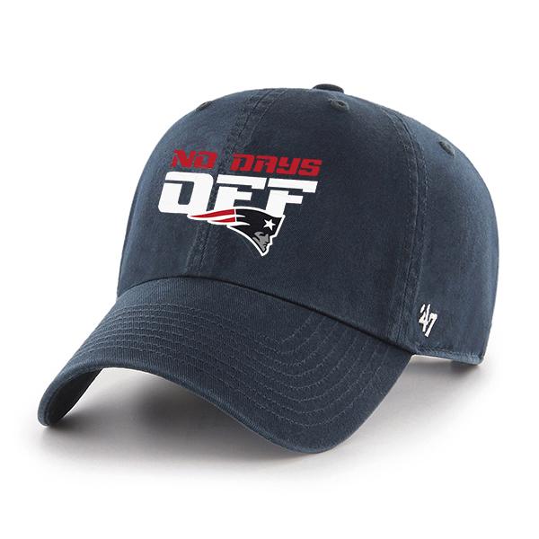 b8abfaf3f28 47 No Days Off Cap-Navy - Patriots ProShop
